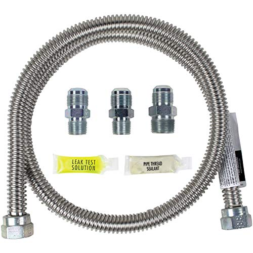 Top 9 Oven Gas Line Kit – Dryer Replacement Parts