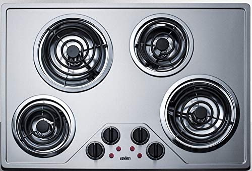 Top 7 Electric Ranges 30 Inch Stainless Steel Coil – Range Replacement Drip Pans