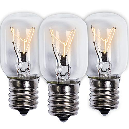 Top 9 Refrigerator Light Bulb 40 Watt 120v LED – Microwave Oven Replacement Parts