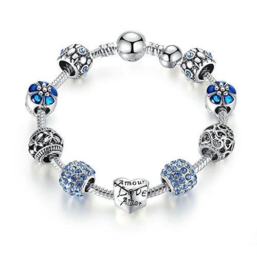 Top 8 Silver Bracelets for Women Clearance – Personal Fans