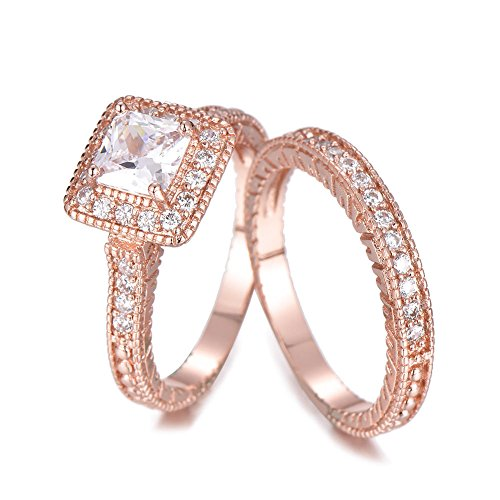 Top 10 Rings Rose Gold Set – Personal Fans