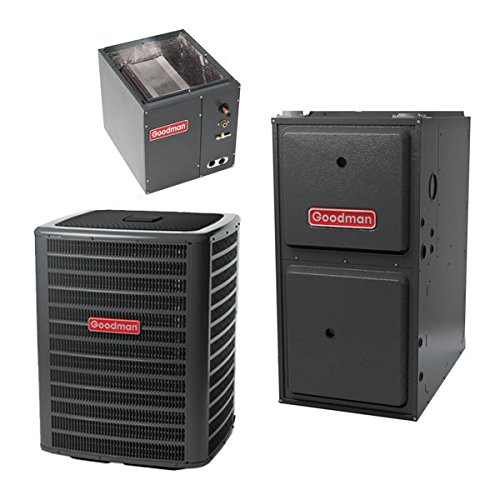 Top 7 Goodman Natural Gas Furnace – Split-System Air Conditioners