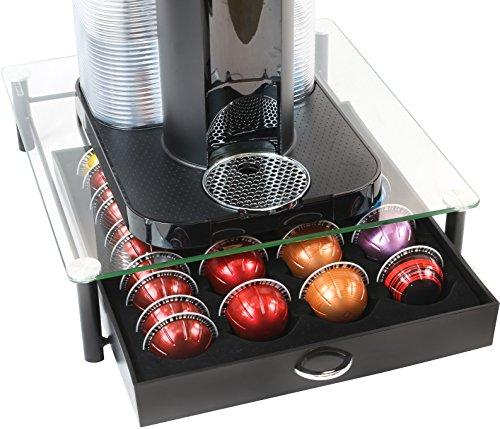 Top 10 Vertuo Pods Espresso Double – Coffee Pod Holders