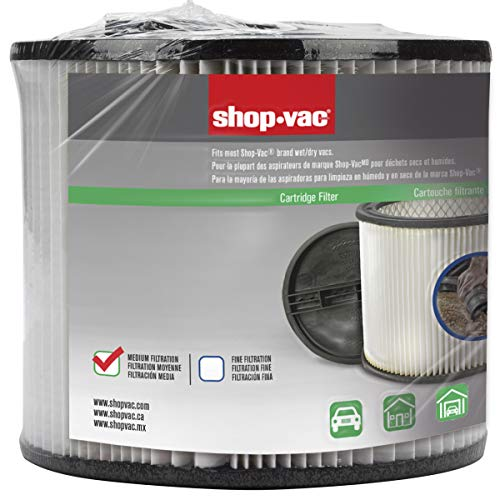 Top 10 Shop Vac Filter 90304 Type U – Vacuum & Dust Collector Filters
