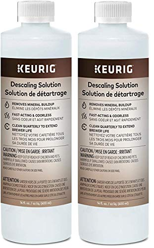 Top 10 Descaler Solution For Keurig – Coffee & Espresso Machine Cleaning Products