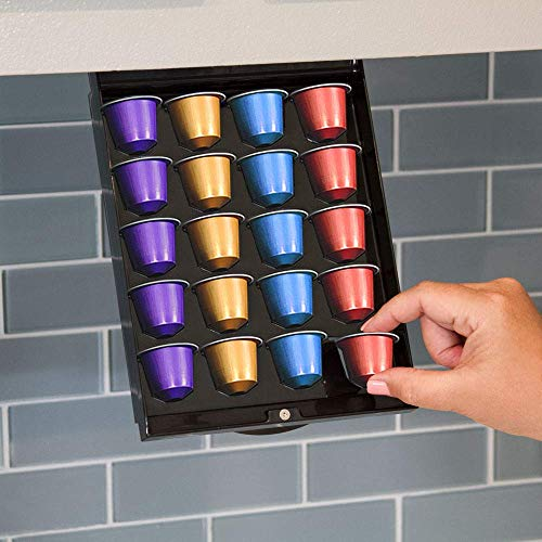 Top 10 Locking Storage Cabinet With Shelves – Coffee Pod Holders