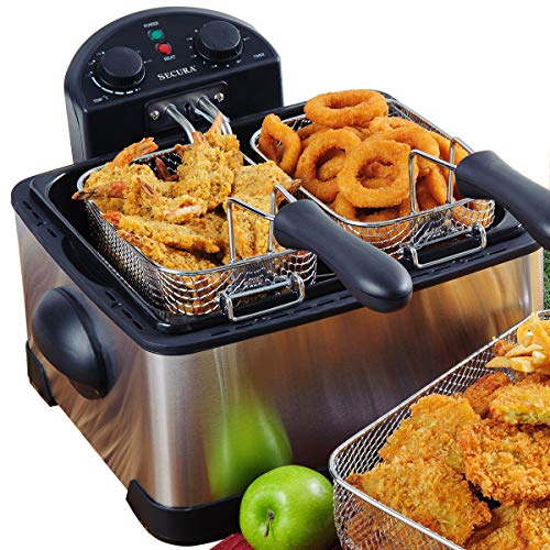 Top 10 Deep Fryer with Basket – Deep Fryers