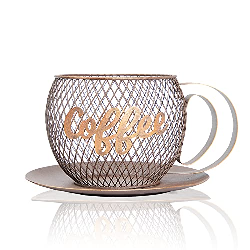 Top 10 Bar Accessories and Decor for The Home Gold – Coffee Pod Holders